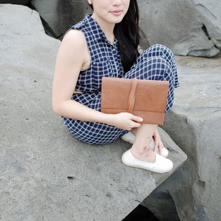 Shekinah Handmade Leather - Hand Take Rope iPad Pack