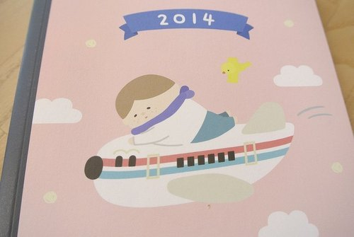! Hello Mr. Potato 2014 Calendar - Aircraft