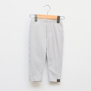 Not just Leggings (gray) in the organic cotton