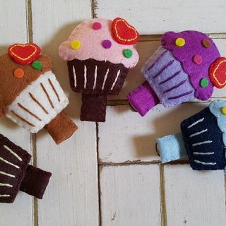 """Mini bear hand as"" Bei Bei の lovely cake / Hair Accessories"