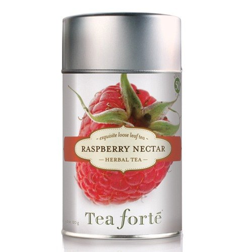 Tea Forte Canned Tea Series - Raspberry Nectar