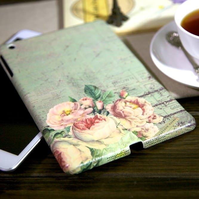 iPad mini 外殼:薔薇花語