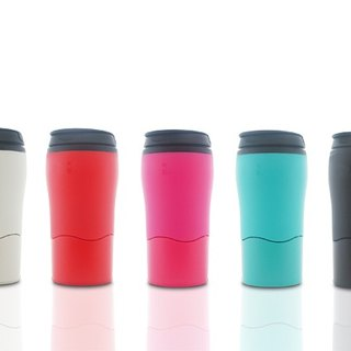 [Sucking the odd cup] Double-layer lightweight cup (new listing) Five colors optional 1 entry