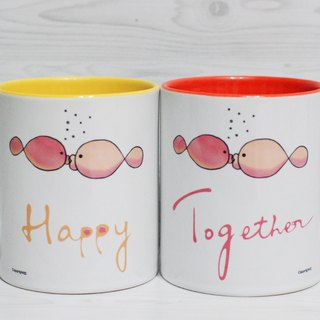 [Mug] HappyTogether (Custom)