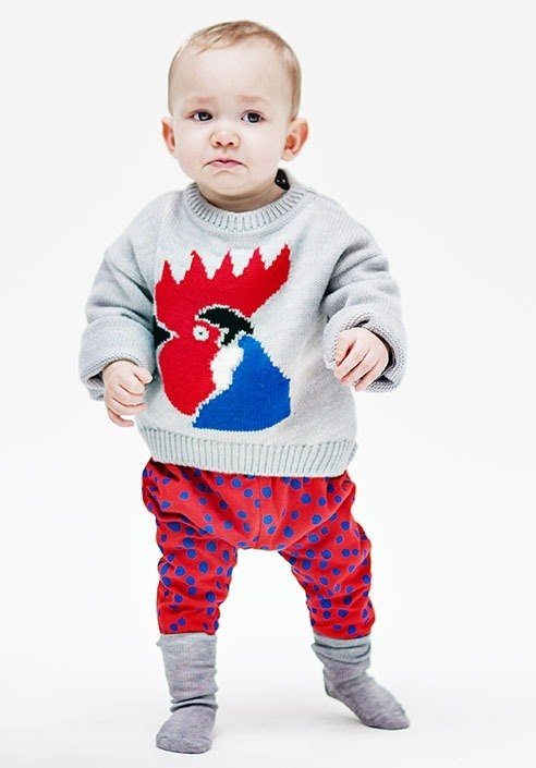 2014 autumn and winter full version nadadelazos little blue trousers