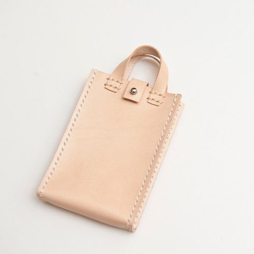 Mini Tote Bag Card Holder