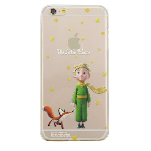 "Little Prince Movie Version authorized Series - Little Prince [heart] call -TPU phone protective shell ""iPhone / Samsung / HTC / LG / Sony / millet"""