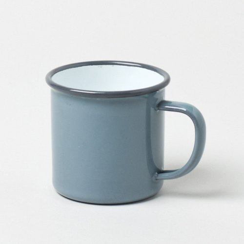 English enamel mug - Blue Ash | FALCON