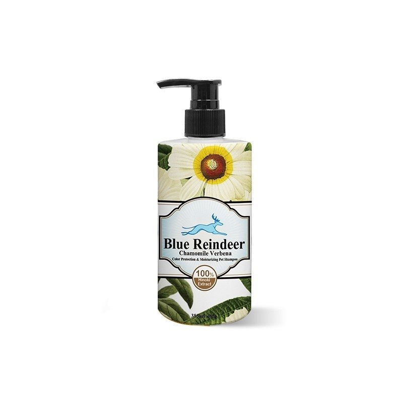 Blue Reindeer natural Chamomile Moisturizing Verbena Shampoo fine color protection
