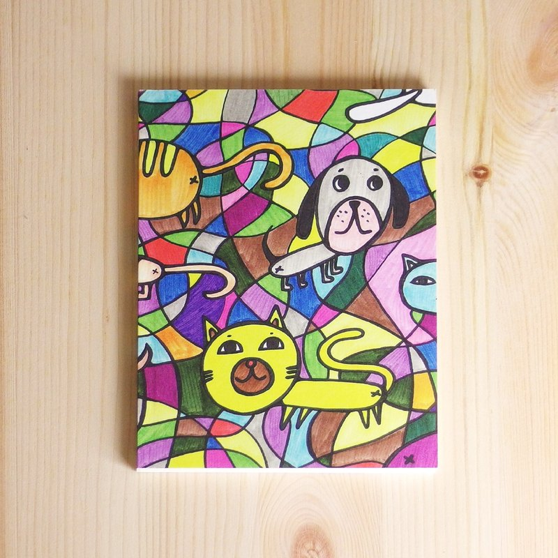 Little Notebook – Cats and Dogs