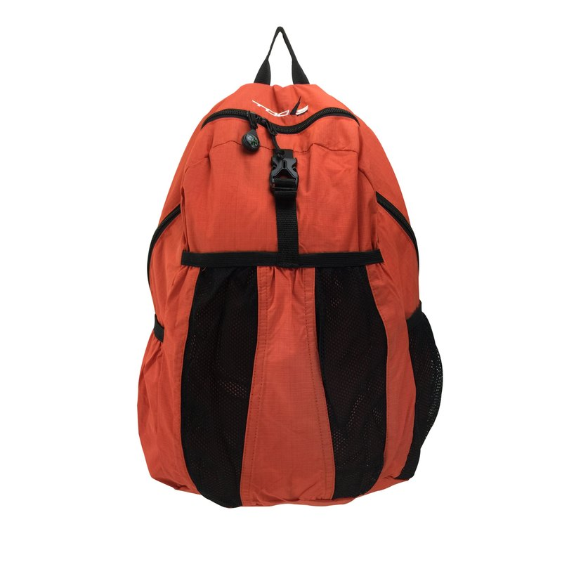 Tools Gravity-receiving backpack::Lightweight::Camping::Travel::Sports#Japan Edition Orange