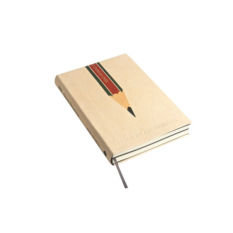 Nine mountain 224P pencils horizontal line notebook -01 (QUICK DRAWING)