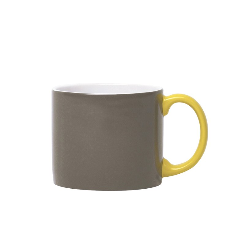 Jansen + co-defined type of toner Cup - carbon gray + yellow