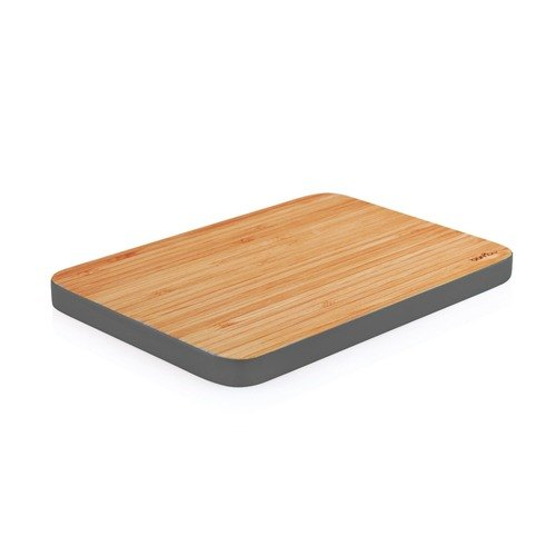 Bambu │ Modern Series - bamboo wind chopping block (of) silver iron gray