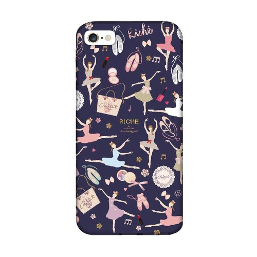 blue ballet girl Phonecase iPhone6/6plus+/5/5s/note3/note4 Phonecase