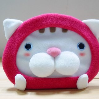 Bucute red cat tissues sets