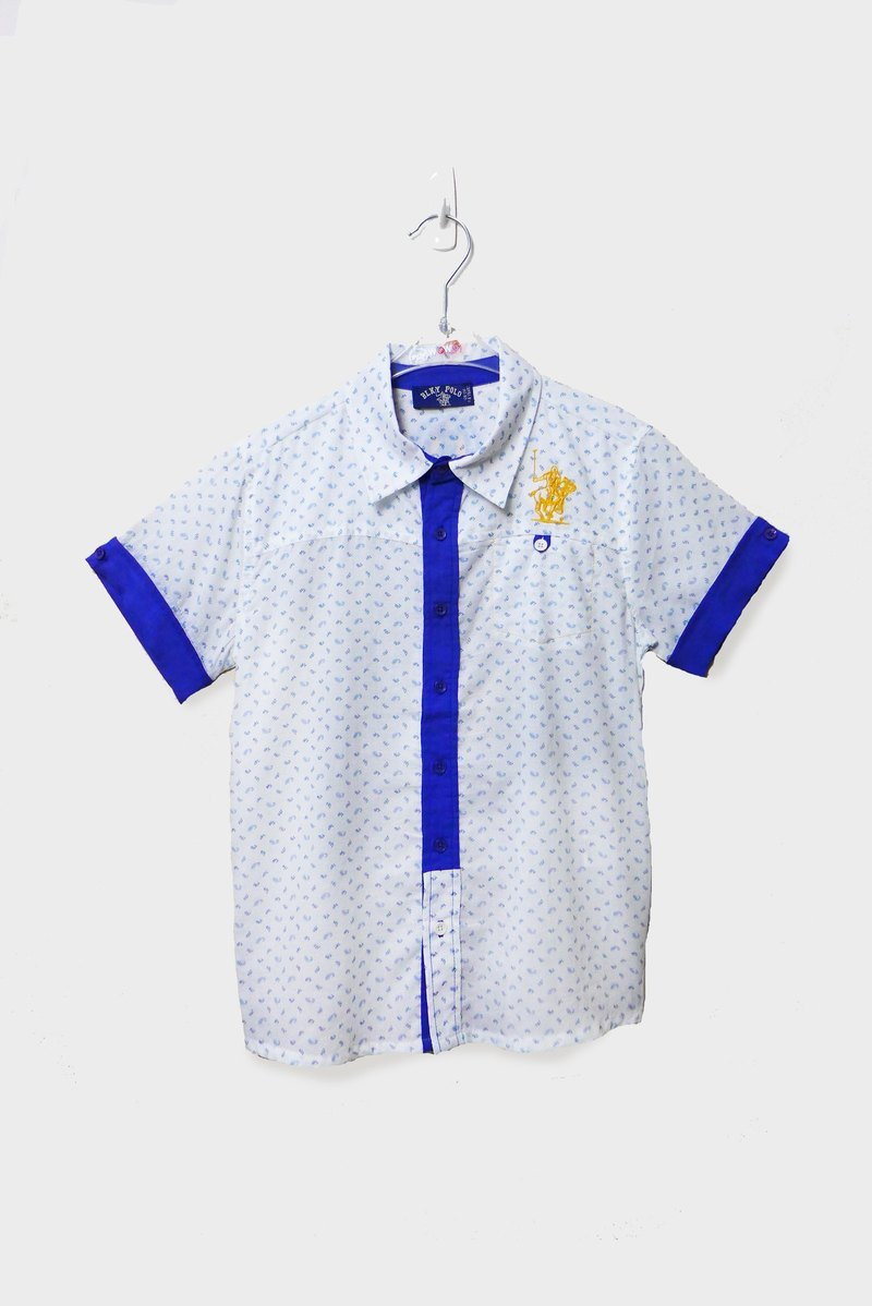 Sailor totem short sleeve shirt