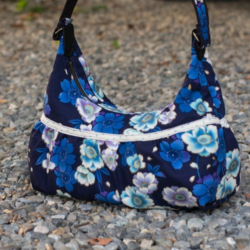 Love the Earth hand-made bag * shoulder bag | choose your favorite fabric