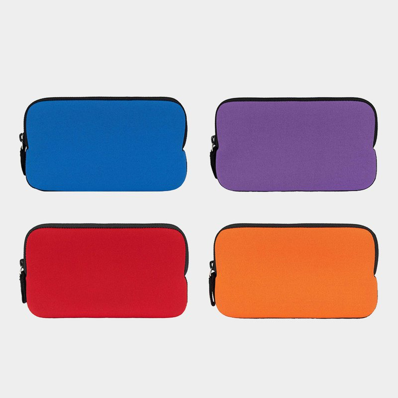 "5-6"" solid color universal bag cosmetic bag mobile phone bag iPhone11 / Note10"