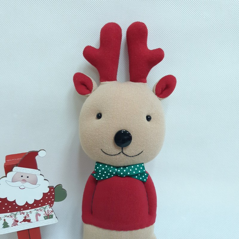 Christmas elk small / doll / sock doll / elk / Christmas gift