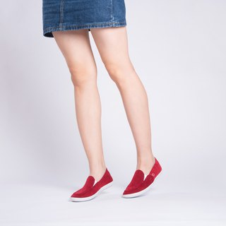 LOAFER Classic Merlot ULTRASUEDE and Eco-friendly shoes for WOMEN