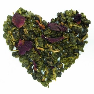 Supreme organic rose high mountain oolong 150g
