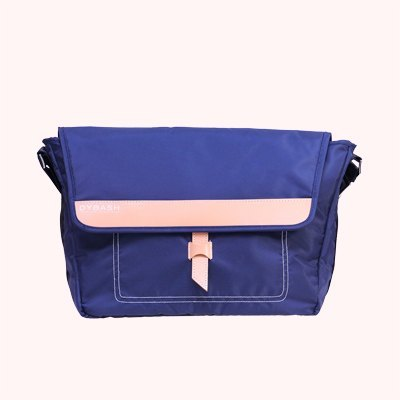 DYDASH x messenger&tote bag(navy blue)