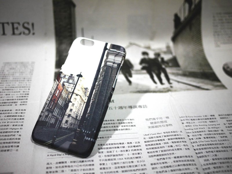 【好好去旅行】手機◆◇◆倫敦街頭◆◇◆ for Iphone 5/5S/SE, 6/6S, 6+/6S +, 7/7+, 8/8+/ X