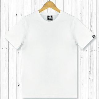 STATELYWORK blank plain T-shirt - men's T-shirt - white