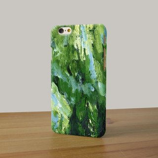 Green Waterpaint pattern 9 3D Full Wrap Phone Case, available for  iPhone 7, iPhone 7 Plus, iPhone 6s, iPhone 6s Plus, iPhone 5/5s, iPhone 5c, iPhone 4/4s, Samsung Galaxy S7, S7 Edge, S6 Edge Plus, S6, S6 Edge, S5 S4 S3  Samsung Galaxy Note 5, Note 4, Note