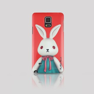 (Rabbit Mint) Mint Rabbit Phone Case - Bu Mali Merry Boo - Samsung Note 4 (M0001)