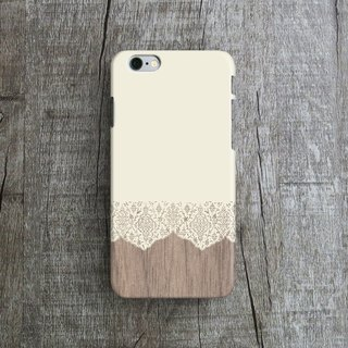 Romantic Lace, - Designer iPhone Case. Pattern iPhone Case. One Little Forest