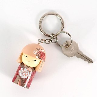 Keychain - Sayaka pure and beautiful [Kimmidoll and blessing doll]