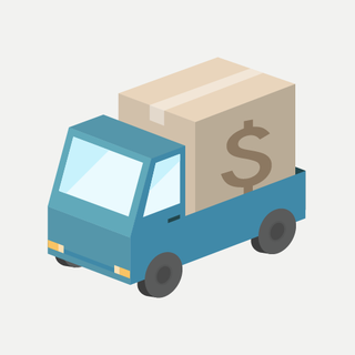 Additional Shipping Fee listings - EMS delivery