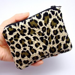 Zipper pouch / coin purse (padded) (ZS-38)