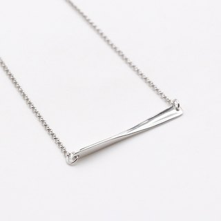 Infinite ( Small ) Silver Necklace