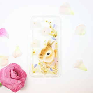 Taiwan Free Shipping Hand Painted Animal X Mobile Phone Case