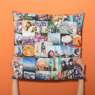 FunPrint (customize) 36 Grid Big Pillow