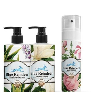 Blue Reindeer Soothing Skin itching combination anthelmintic