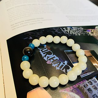 Suddenly (Bracelet Series) Baiyu Bodhi - Mo Forget the original intention