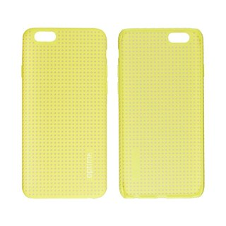 Optima iPhone 6/6s anti-slip protective cover yellow