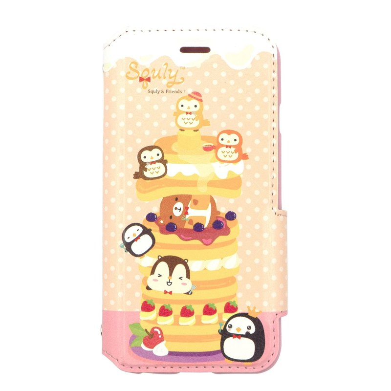 iPhone 6 Flip Case (Dessert) (D028SQE)