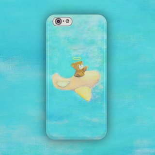 ▷ Umade ◀ exodus 2: Small flying SMALL FLY [iPhone (i4s, i5s, i5c, i6, i6s, i6plus, i6splus) / Android (Samsung, Samsung, HTC, Sony) Phone Case / Accessories - matte hard shell - artists Chan Wei Ting CHEN WEI-TING