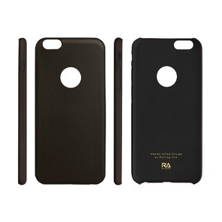 【Rolling Ave.】Ultra Slim iphone 6s / 6 手感皮質護套-古銅黑
