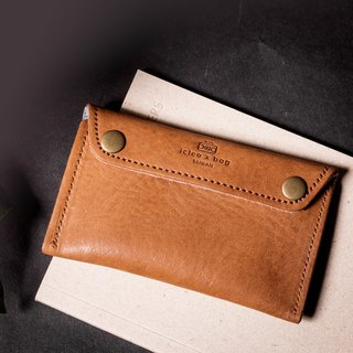 【icleaXbag】classic leather card purse DG12