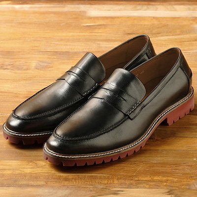 US-‧ Vanger elegant red background yuppie fashion casual shoes Carrefour ║Va119 black