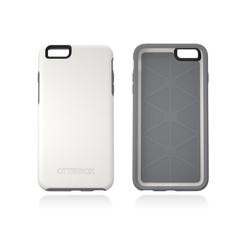 OtterBox Symmetry Colorful geometric protective shell iPhone 6 / 6s gray