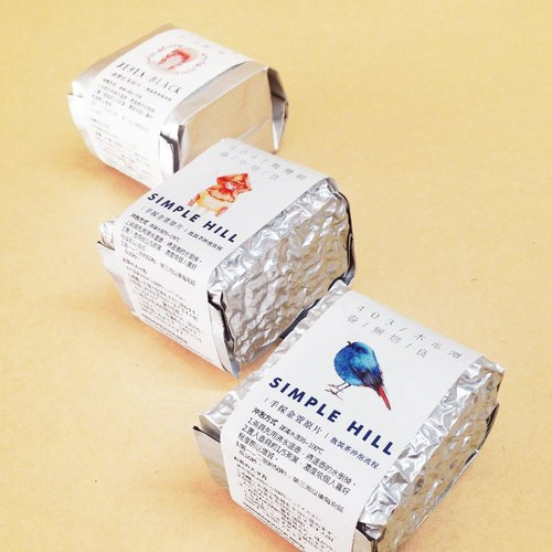 SIMPLE HiLL 407 + 408 + X01 loose tea Bundle