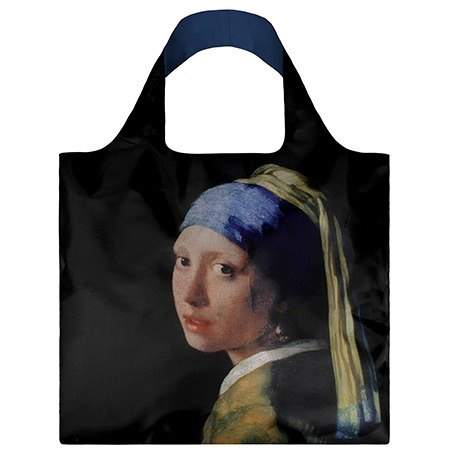 LOQI spring roll package │ Vermeer / pearl earring girl