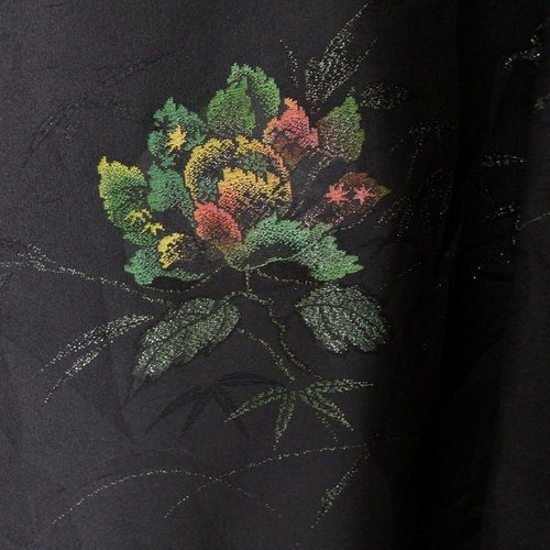 │Slowly│ Japanese antiques - light kimono coat D5│ .vintage retro vintage art...